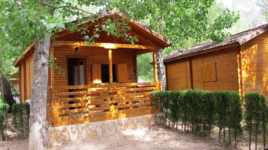 Cabaña Madera LLanos Arance